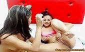 Lesbiansxtreme Lesbian Chaturbate Tube