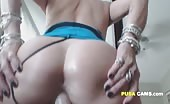 British Mature Homemade Masturbation Live from UK